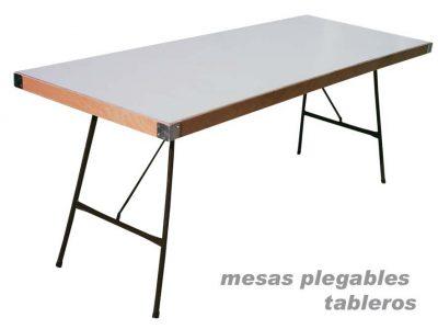 Mesas tablero